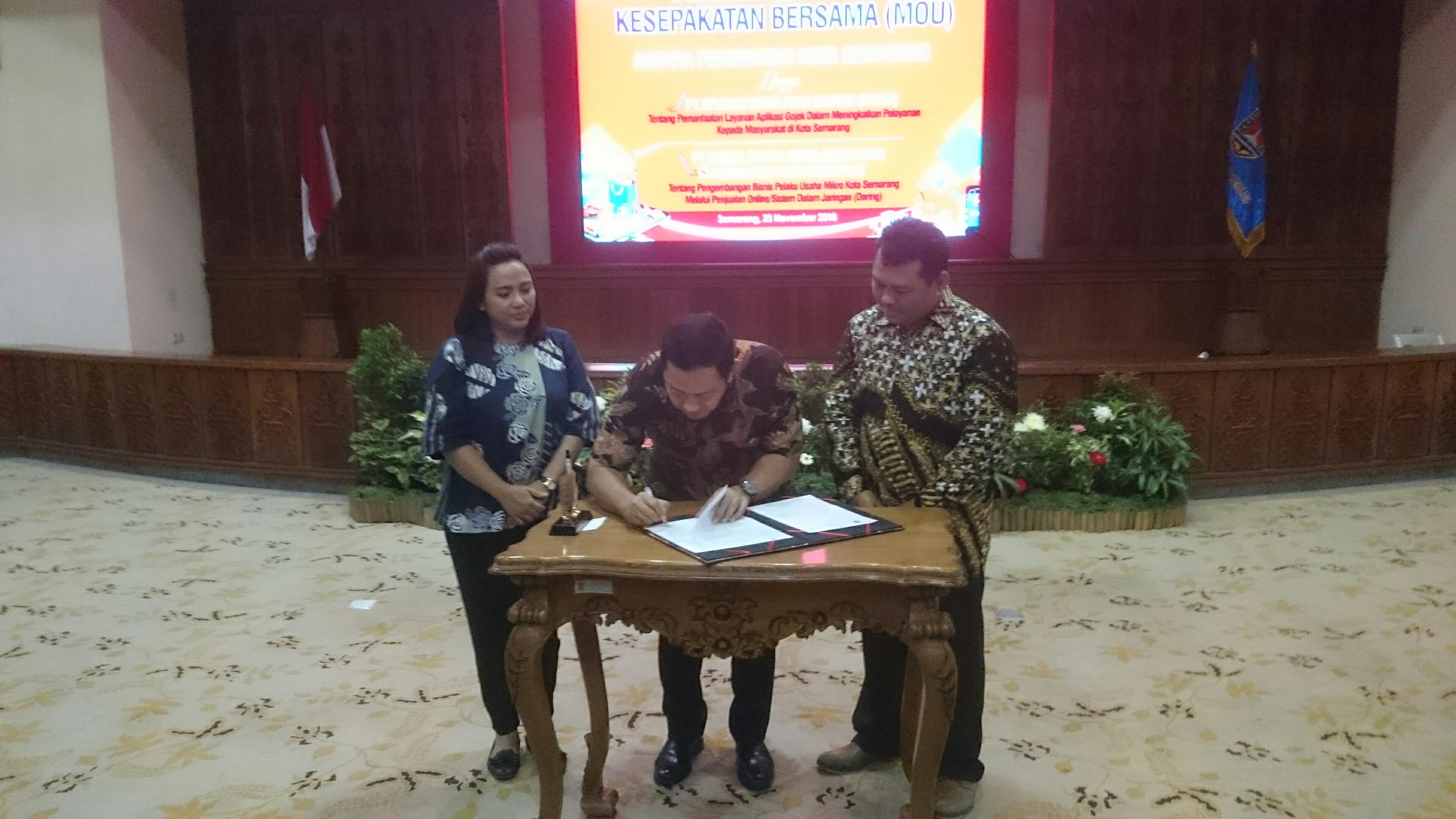 Pemkot Semarang Gandeng Gojek dan Blibli.com Pacu UMKM ...