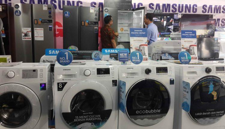 Global Elektronik Optimis Terjadi Petumbuhan 30 Selama Pameran Samsung Merdeka Expo Zonapasar Com