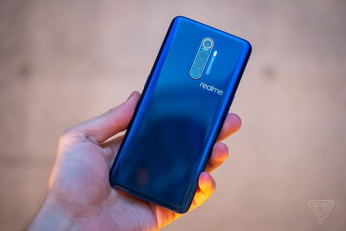3. Smartphone Realme X2 Pro